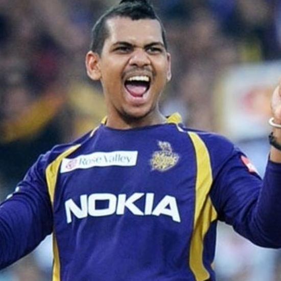 8. Sunil Narine > Matches - 14, Wickets - 16