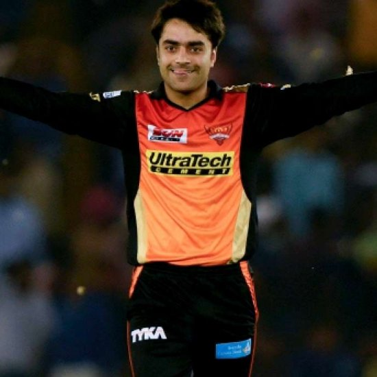 7. Rashid Khan > Matches - 14, Wickets -16