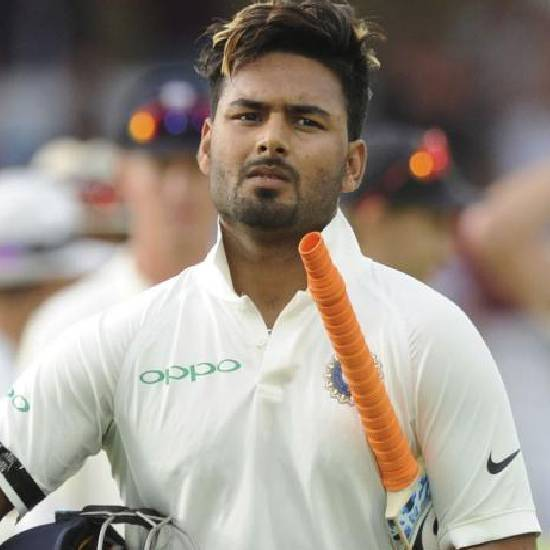 Wicket-keeper - Rishabh Pant (India)