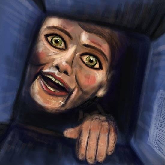 Automatonophobia