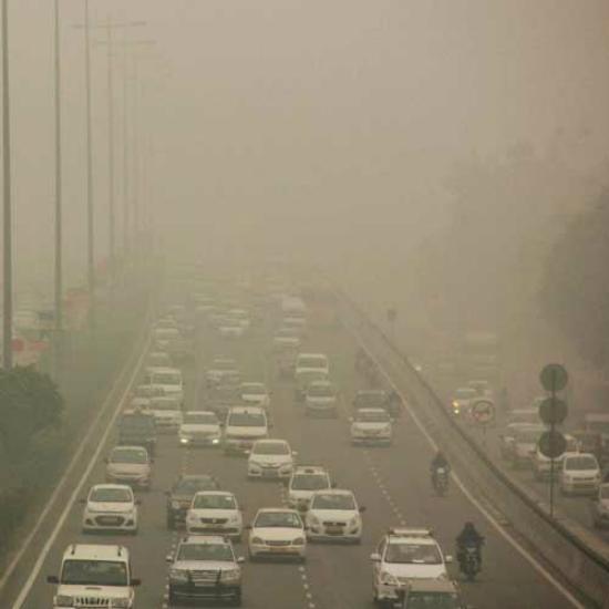 2. Faridabad, Haryana - PM2.5 level > 172