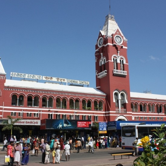 5. Chennai - 8.2 million*