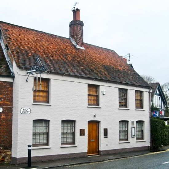 The Fat Duck, Brey, England.