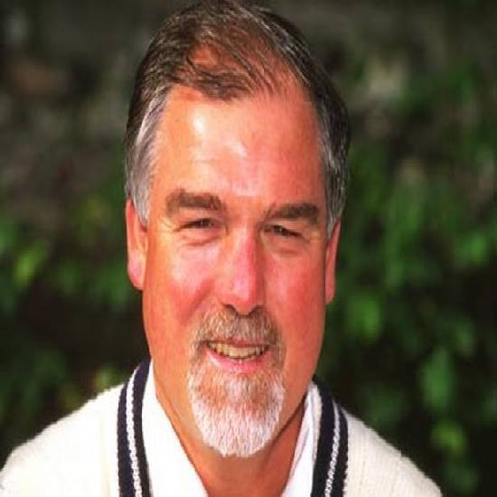 No: 8 Mike Gatting- England