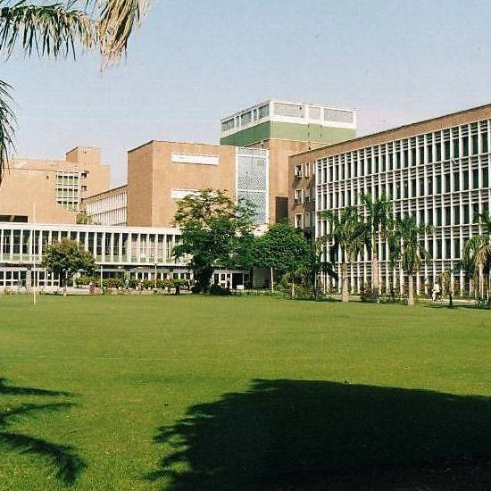 1. All India Institute of Medical Sciences (AIIMS), New Delhi.