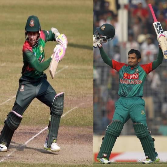 Mushfiqur Rahim - Yet to play IPL