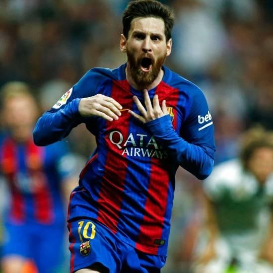 2. Lionel Messi - Football