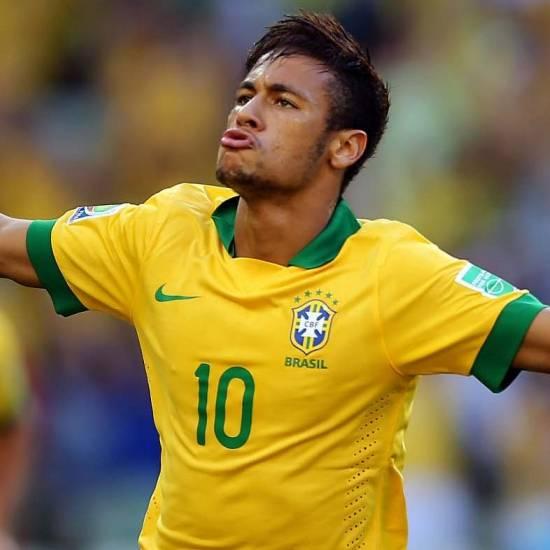 5. Neymar - Football