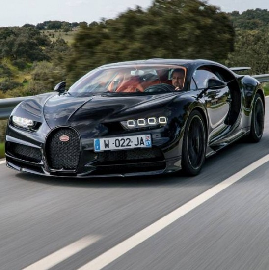10. Bugatti Chiron > Price Tag: $ 2.5 million
