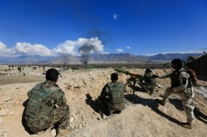 11 soldiers killed, 9 injured in Taliban's attack on Afghan base