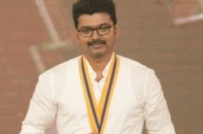 Actor Vijay raises his voice for farmer's welfare