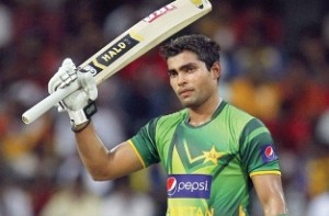 Akmal removed from Pakistan squad after failing fitness test