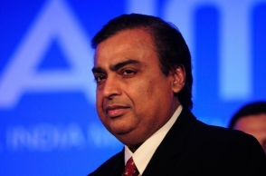 Ambani drops gas price against government