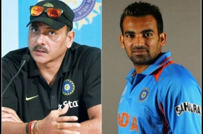 Amidst all rumors, BCCI appoint Ravi Shastri as head coach