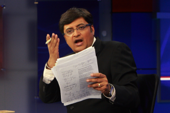 Arnab trolled for demanding India to cut off ties with UK
