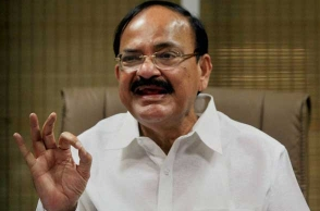 Avoid people who speak against national ethos: Venkaiah Naidu