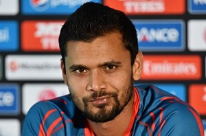Best of luck to Australia, England: Mortaza