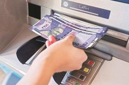 ATM Cash Withdrawal rules from July 1- Rules for SBI account holders
