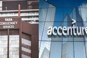 Impact of Pandemic on TCS and Accenture! - Report