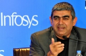 Infosys CEO and MD resigns on Friday