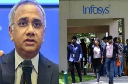 infosys ceo on promotions and salary hike for employees report
