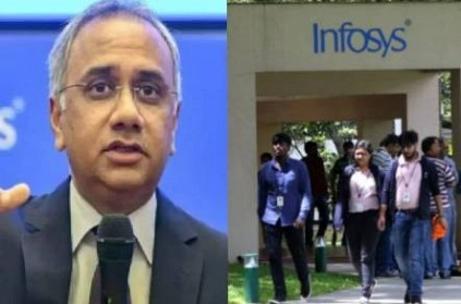 infosys dependence on h-1b fallen significantly says ceo report