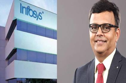 Infosys Jayesh Sanghrajka resigned his job after 14 years