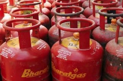 LPG Price Hiked more than 2 per cent in Metros