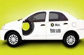 Ola raises Rs.231 crore from New York based fund