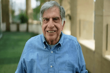 Ratan Tata Shares Life Message to Follow in Pandemic