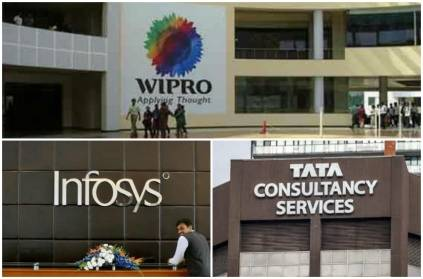 RevenueperEmployee decline in TCS Wipro Infosys despite Digital growth