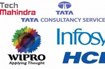 tcs infosys hcl wipro techmahindra continue to work from home wfh