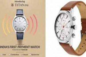 India's First! Titan Launches 5 New Watches With Contactless Payment Functionality: Check Price