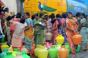 Chennai MetroWater to reduce daily water supply