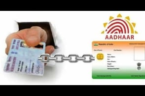 Link your Aadhaar card and PAN card with this simple way