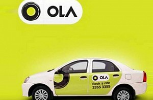 Mumbai Ola driver flashed to a Woman