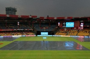 Chinnaswamy stadium's feature pumps out 2 lakh liters of water