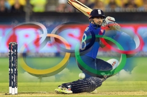 Cricket gets support to get into Olympic Games