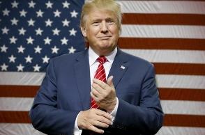 Donald Trump celebrates his 71st birthday today