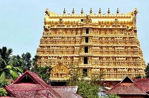 Eight diamonds missing from Kerala's Padmanabha swamy idol