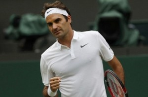 Federer goes past Berdych to enter his 11th Wimbledon final