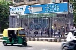 First ever fully air-conditioned bus stand opened in Delhi