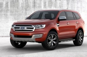 Ford India discontinues two variants of Endeavour