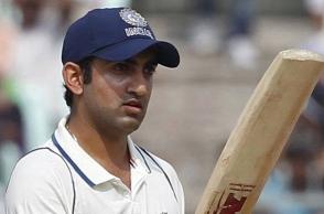 DDCA suspends Gambhir's four-match ban