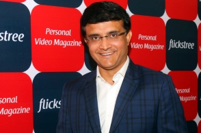 Ganguly invests in online video startup 'Flickstree'
