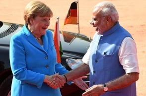 "Germany, India are ""made for each other"": PM Modi"