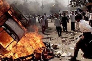 Gujarat riots will no longer be referred as anti-Muslim riots in text books