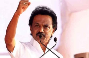Haasan has the right to criticize the benami and horse-trading govt: M K Stalin