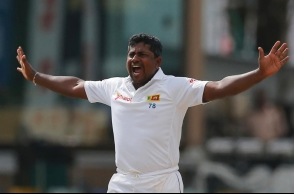 Herath replaces Ashwin in top spot in ICC Test rankings
