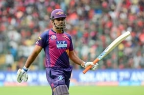 I don't consider any run rate high: MS Dhoni